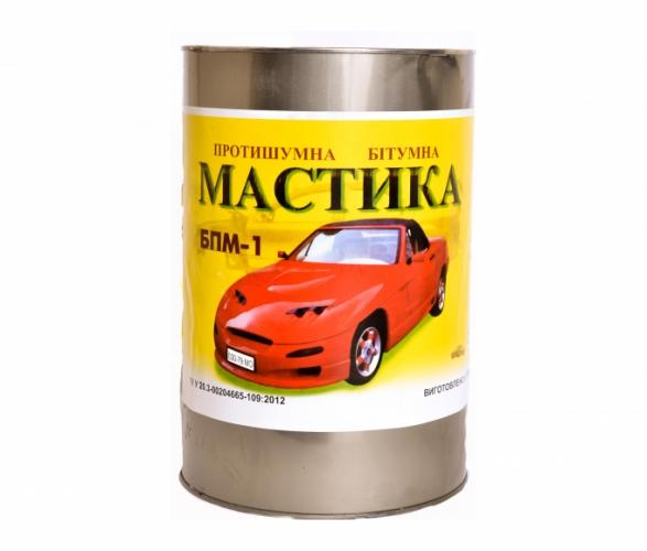 Мастика БПМ-1  4,7кг
