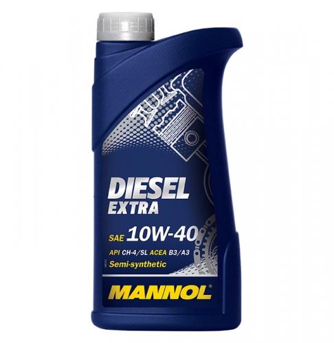 Mannol Diesel Extra 10w40 1л CH-4/SL