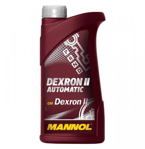 Трансмиссионное Mannol ATF Dexron ll D 1л