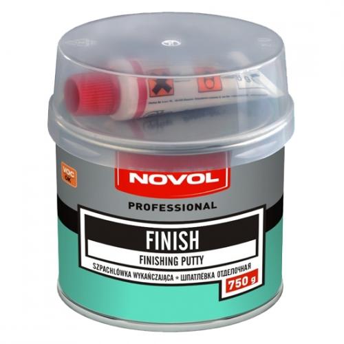 Шпатлівка Novol Finish отделочн. 0,75 кг 1122