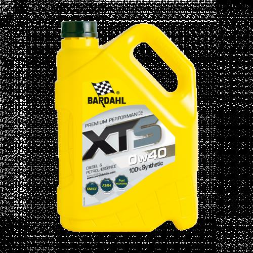 Моторное масло BARDAHL XTS 0W40 4л. 36142