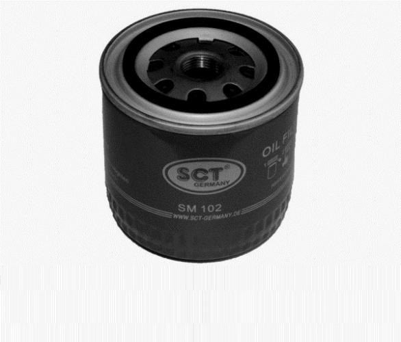 Фільтр масл.SCT SM 102