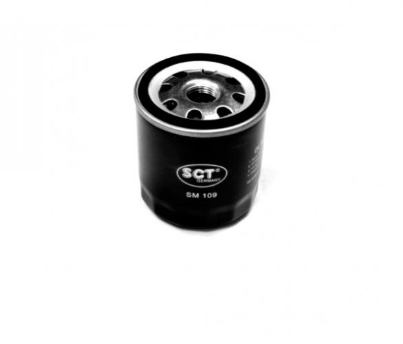 Фильтр масляный SCT SM 109 Opel
