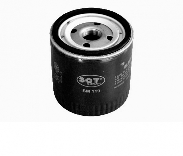 Фильтр масл.SCT SM 119