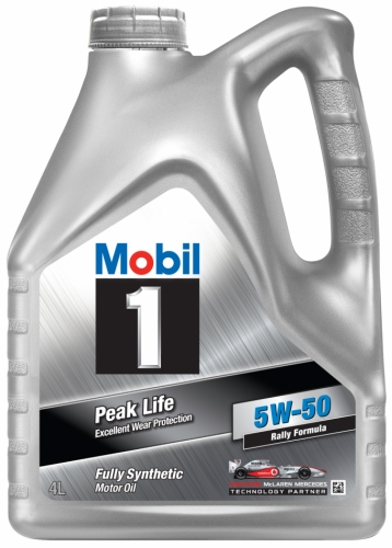Моторне масло Mobil-1 5w50 4л SN/CF