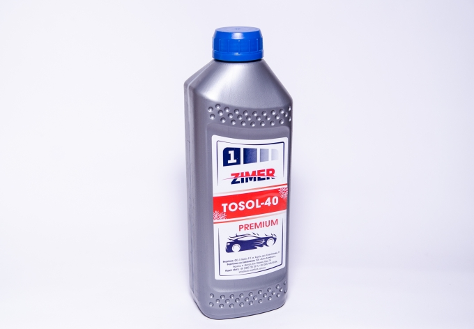 Тосол ZIMER -40 1л.
