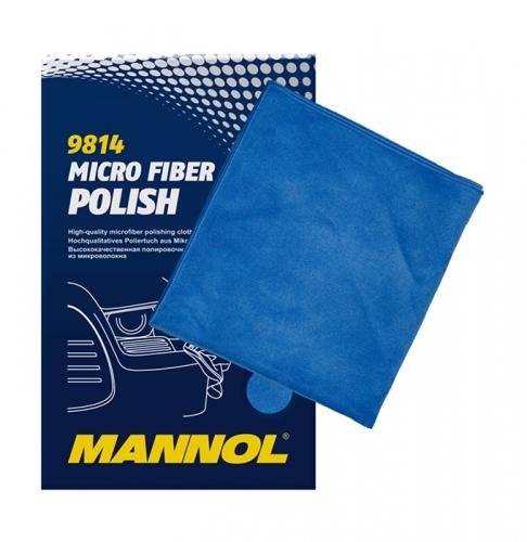 Салфетка полирующая Mannol 9814 Micro Fiber Polish