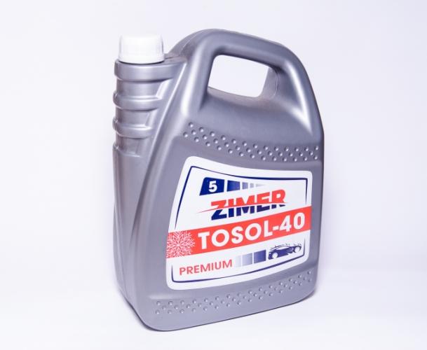 Тосол ZIMER -40 5л.