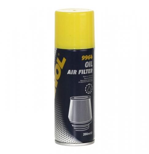 Пропитка масл. д/возд. фильтров Mannol 9964 Air Filter Oil 0,2л