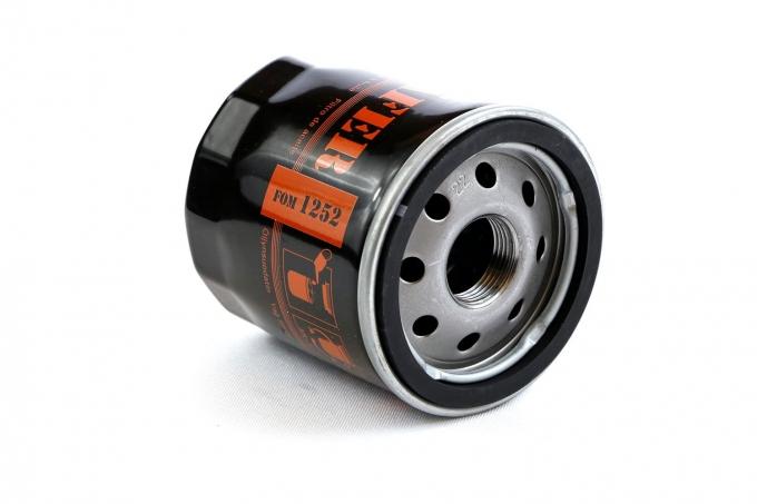 Фильтр масляный SHAFER FOM1252 itroen Jumper, Boxer, Transit, 2.2DHDI, 13-, D=75mm, H=80mm, M22*1.5 (двухконтурный)