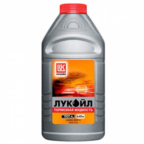 Тормозная жидкость Лукойл ДОТ-4 0,5л