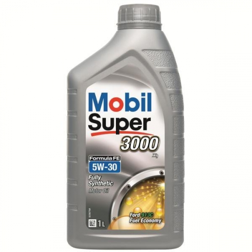 Моторное масло Mobil 3000 FORMULA-FE 5w30 1л SL/CF, A5/B5 Ford
