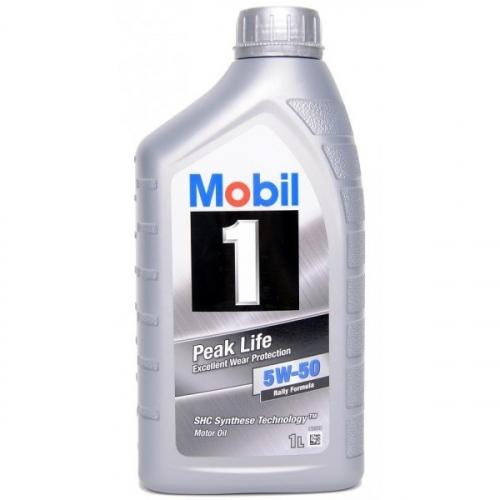 Моторное масло Mobil-1 5w50 1л SN/CF