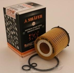 Фильтр масляный SHAFER  FOE982 (SH 4093P) MB A/B/180/200/250/E200/250