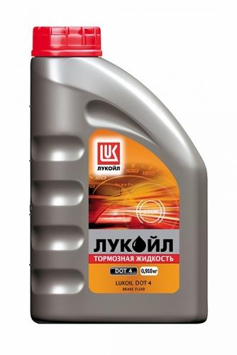 Лукойл ДОТ-4 1л Тормозная жидкость
