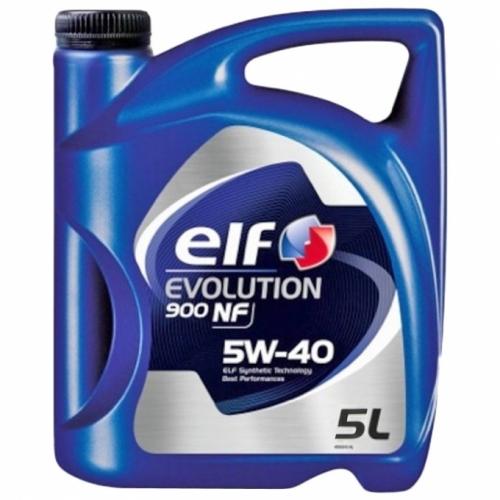 Elf EVOL. 900 NF 5w40 5л/4,26кг SL/CF A3/B4
