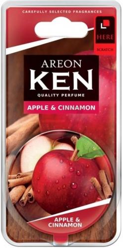 Ароматизатор воздуха Areon KEN Apple & Cinnamon