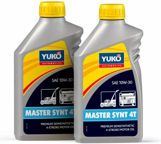 Моторне масло YUKO Master Synt 4Т 10w30 SL/CF