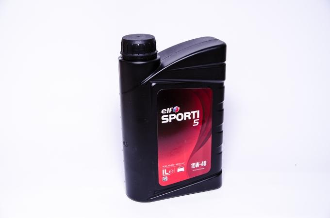 Моторное масло Elf SPORTI 5 15w40 1л/0,89кг