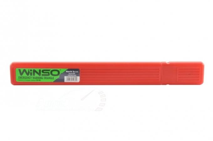 Знак аварийной остановки Winso стандарт арт.149300