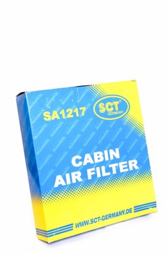 Фильтр салон SCT SA 1217 subary forester(26)