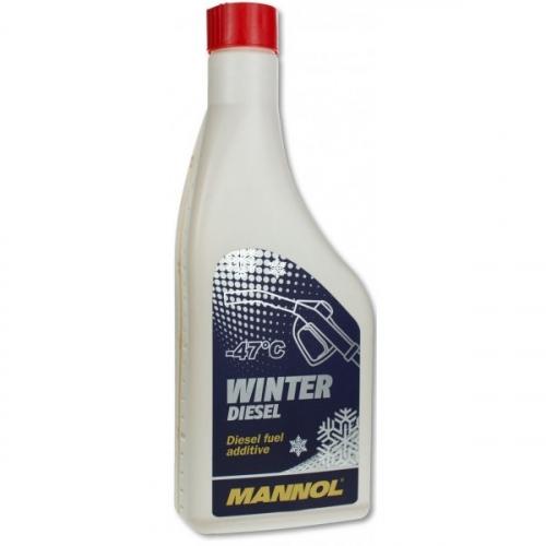 Антигель Mannol Winter Diesel