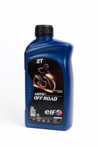 Моторное масло Elf MOTO 2T OFF ROAD  п/с 1л