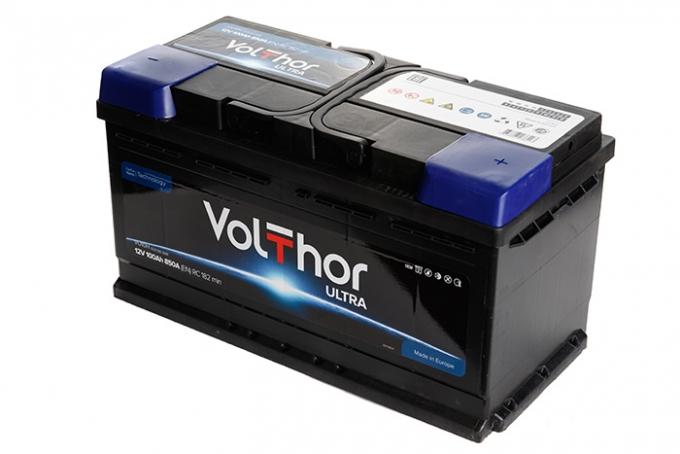 Аккумулятор VolThor SUPREME 100 +правый (920 пуск)