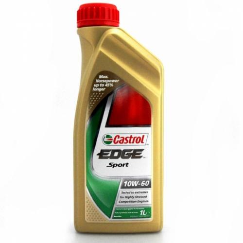 Castrol Моторное масло Castrol Edge Sport  10w60 1л. 1 л