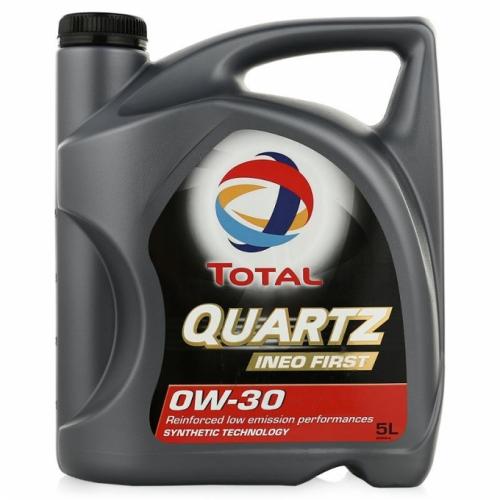Моторное масло Total QUARTZ Ineo Long Life 0w30 5л