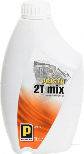 Моторное масло Prista 2T MIX 1л API TC