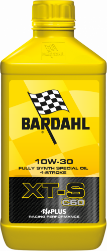 Моторное масло BARDAHL XT-S С60 10W30 1л.  356039