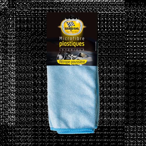 Тряпка из микрофибры для пластика BARDAHL Microfibre Plastique Interieur  38922