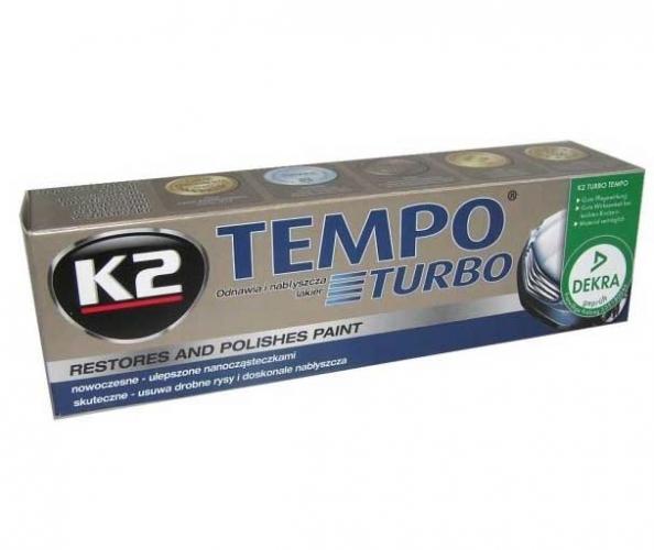 Полироль кузова Tempo К2 250г (Turbo)