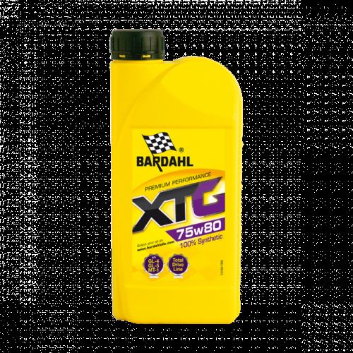 Трансмиссионное масло BARDAHL XTG 75W80 1л. 36371