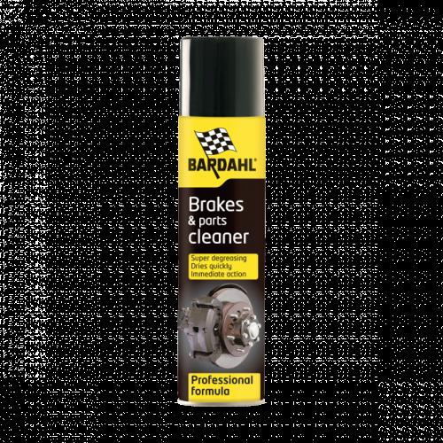 Очиститель тормозов и деталей аэрозоль BARDAHL 0,6л  4451E