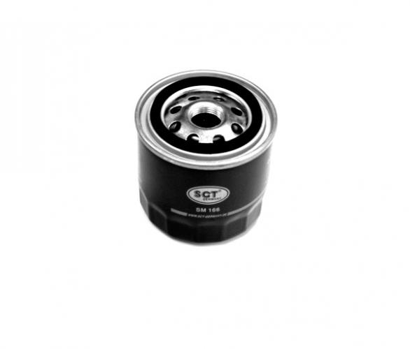 Фільтр масляний SCT SM 166