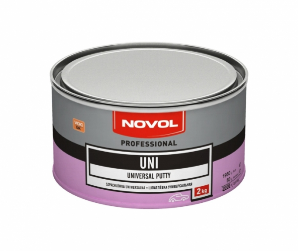 Шпатлівка Novol Uni універс. 2кг 1105