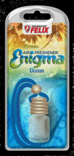 Ароматы подвесной с деревянной крышкой FELIX Enigma Ocean (Океан) 6мл