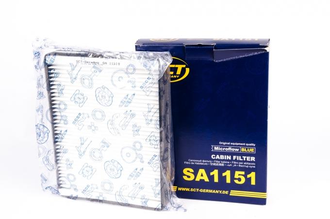 Фильтр салон SCT SA 1151