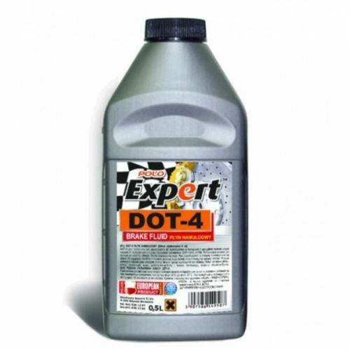 Тормозная жидкость Поло DOT-4 (флотореагент) 0,5л