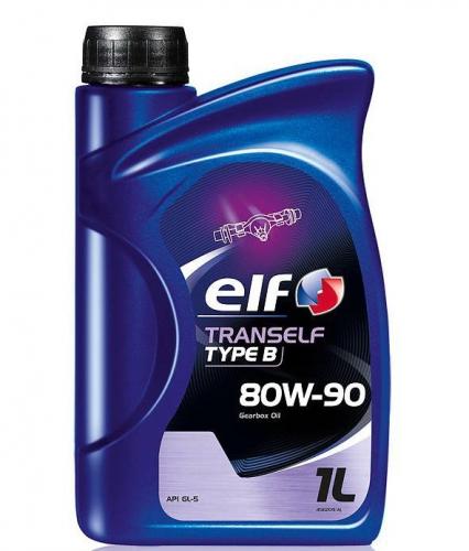 Трансмісійне масло Elf TransElf TYP B 80w90 1л