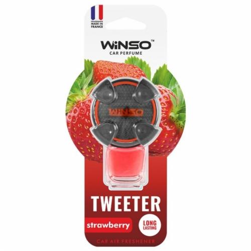 Аромат на дефлектор 8мл Winso Tweeter - Strawberry 530830