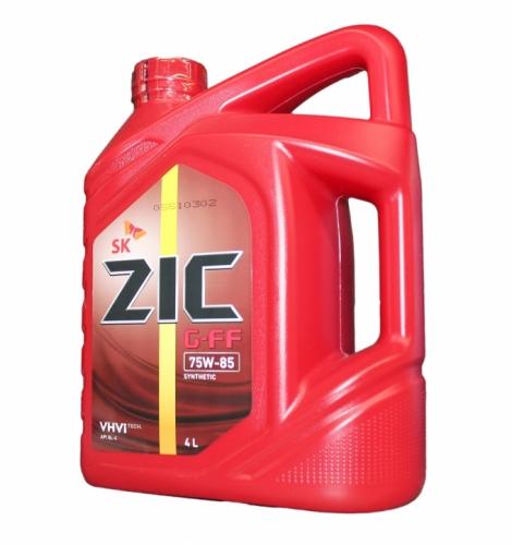 Трансмиссионное масло Zic Gear G-FF 75w85 4л
