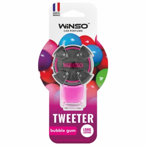 Аромат на дефлектор 8мл Winso Tweeter - Bubble Gum 530840