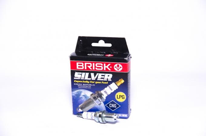 Свечи зажиг.BRISK Silver DR17YS к-кт 4шт Laceti 1.8, Nubira 16V