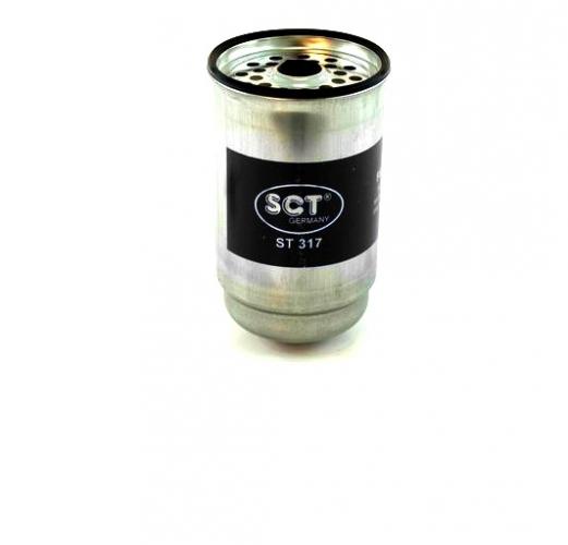 Фильтр топл.SCT ST 317 Ford transit 95-92