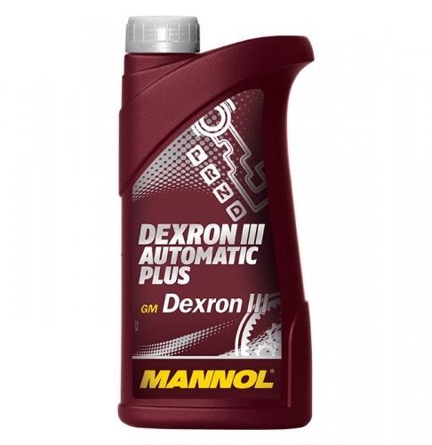 Трансмиссионное масло Mannol ATF Dexron LLL - lll 1л