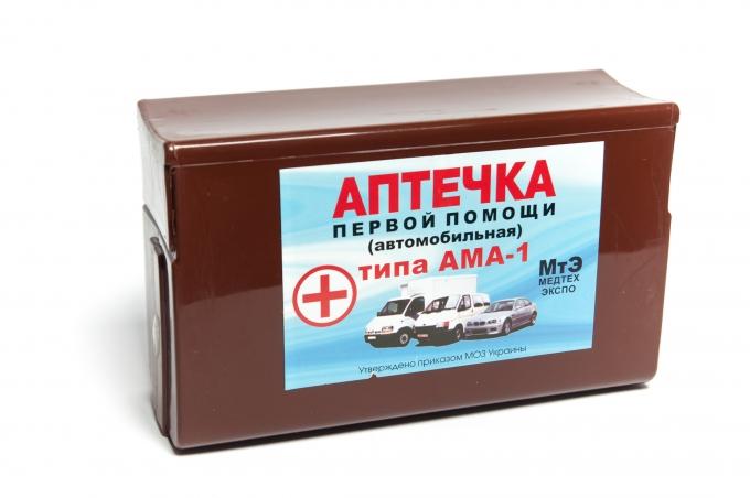 Аптечка типа АМА-1 (с уколом)