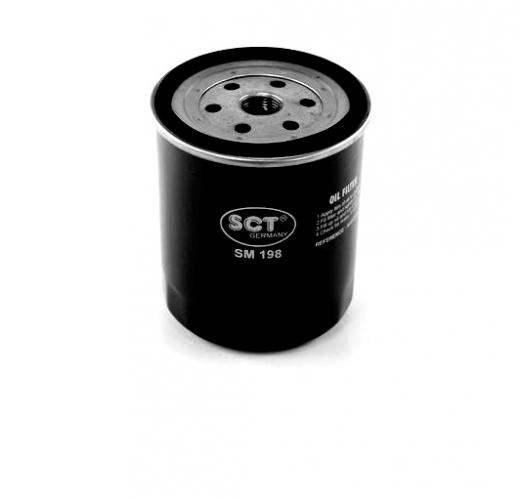 Фільтр масляний SCT SM 198